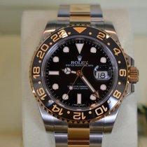 Rolex GMT-Master II nov 40mm Zlato/Zeljezo