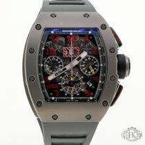 Richard Mille RM011 Titanium RM 011 50mm