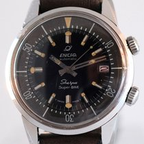 Enicar Steel 43mm Automatic pre-owned