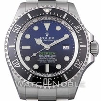 Rolex Sea-Dweller Deepsea Steel 43mm Black No numerals United States of America, California, Newport Beach, Orange County