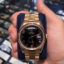 Rolex Day-Date 36 Ruzicasto zlato 36mm Ružičasto