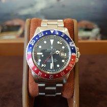 """劳力士  GMT-Master 1675 """" Pepsi """" Radial"""