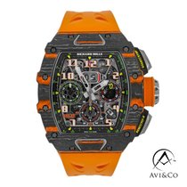 Richard Mille RM 011 RM11-03 Very good Carbon 49.94mm Automatic