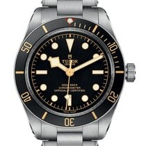 Tudor M79030N Steel Black Bay Fifty-Eight 39mm