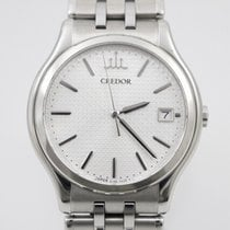 Seiko Credor tweedehands 34mm Staal