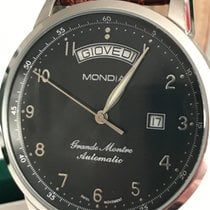 Mondia Steel 43mm Automatic pre-owned
