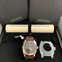 Panerai Special Editions PAM 00587 New Steel 47mm Manual winding