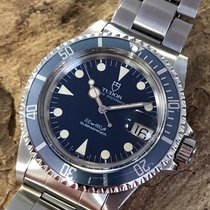 Tudor 76100 Staal Submariner 40mm