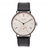 NOMOS Tangente Neomatik Steel 35mm White