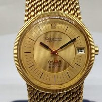 Omega Genève Yellow gold United States of America, New York, New York