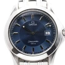 Omega 2511.81 Steel Seamaster 36mm pre-owned