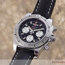 Breitling Chronomat 41 Stahl 41.5mm Schwarz Deutschland, Chemnitz