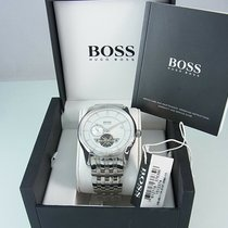 Hugo Boss Steel 44mm Automatic pre-owned