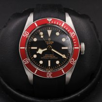 Tudor Black Bay Сталь 41mm Чёрный