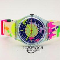 Swatch Plastic 34mm Quartz GN121 new