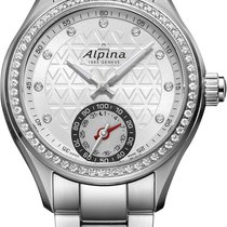 Alpina Horological Smartwatch 285STD3CD6B new