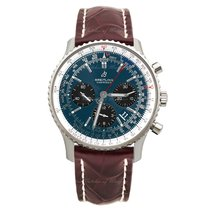 Breitling Navitimer 1 B01 Chronograph 43 new Automatic Watch with original box and original papers AB0121211C1P2