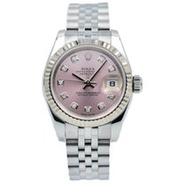 Rolex 179174 Acier Lady-Datejust 26mm occasion