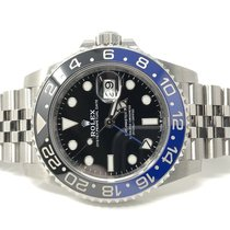 Rolex GMT-Master II Steel 40mm Black No numerals United States of America, California, La Jolla