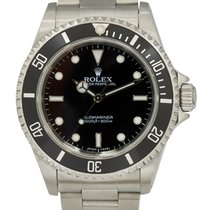 Rolex Submariner (No Date) 14060M Very good Steel 40mm Automatic United Kingdom, London