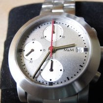 M&M Swiss Watch Acier 38mm Remontage automatique occasion