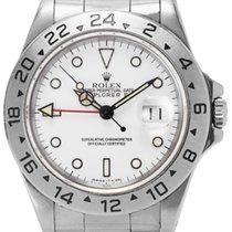 Rolex Explorer II Steel 40mm
