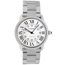 Cartier Ronde Solo de Cartier W6701011 Very good Steel 42mm Automatic