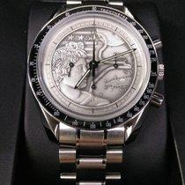 Omega Speedmaster Professional Moonwatch Acél 42mm Ezüst Számjegyek nélkül