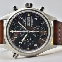 IWC Pilot Double Chronograph IW3711 pre-owned