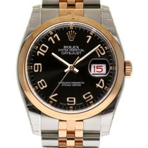 Rolex Datejust Steel 36mm Black United States of America, Florida, 33132