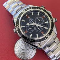 Omega Seamaster Planet Ocean Chronograph 2210.51.00 2011 pre-owned