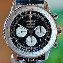 Breitling Navitimer Rattrapante Steel 45mm Black United States of America, Missouri, Chesterfield