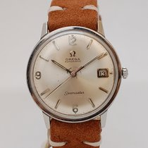 Omega 166.002 1960 Seamaster 35mm pre-owned