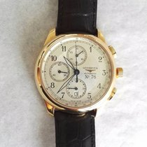 Longines 18K Gold Chronograph Macau Limited Edition Master P