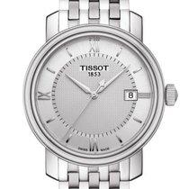 Tissot T0974101103800 Bridgeport Silver Dial Stainless Steel...