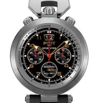Bovet The Sportster Saguaro 46 Chronograph Stainless Steel...