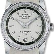 Mondia Dameshorloge Quartz nieuw Horloge met originele doos en originele papieren