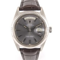 "Rolex Day-date 1803 Grey gold ""Gunmetal"""