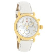 Michele CSX 36 Diamond Chronograph Quartz Watch MWW03M000202