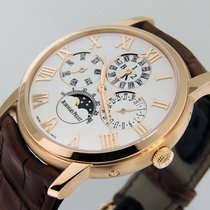 Audemars Piguet Jules Audemars Rose gold 41.3mm White Roman numerals
