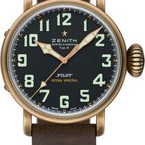 ゼニス Pilot Type 20 Extra Special Bronze Watch