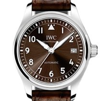 IWC Pilot's Watch Automatic 36 Steel 36mm Brown