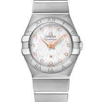Omega Constellation Quartz 123.10.27.60.52.001 2020 новые