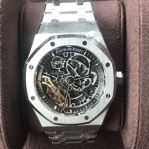 Audemars Piguet Royal Oak Skeleton Ref15407ST