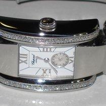Chopard Steel Quartz White Roman numerals 19mm pre-owned La Strada