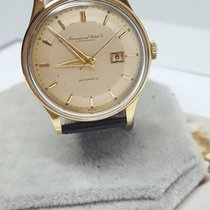 IWC Yellow gold 35mm Automatic pre-owned United Kingdom, Hertfordshire