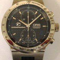 Oris 7561 Ralph Schumacher Automatic Wrist Watch