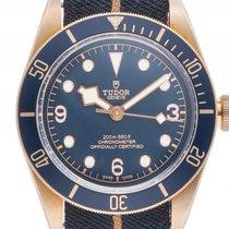 Tudor Chronometer 43mm Automatik neu Black Bay Bronze Blau
