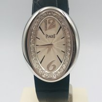 Piaget Limelight Witgoud 40mm Zilver (massief) Arabisch