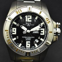 Ball 44mm Automatic 2018 new Engineer Hydrocarbon (Submodel) Black